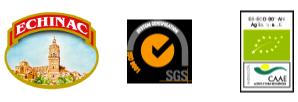 Los certificados de seguridad de Aceites Echinac