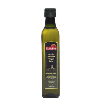 Aceite de Oliva Virgen Extra 500 ml Pet Verde
