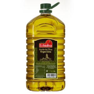 Aceite de Oliva Virgen Extra 5 Litros Pet (3 uds x 5 Litros)