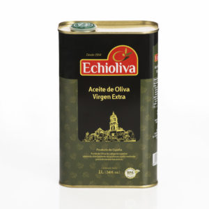 Aceite de Oliva Virgen Extra 1L Lata (12 uds x 1 Litro)