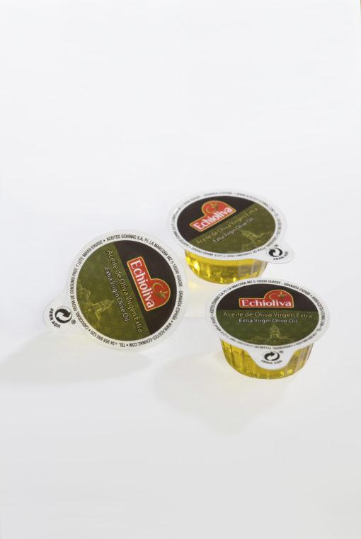 Aceite de oliva virgen Extra Monodosis Echioliva de Aceites Echinac
