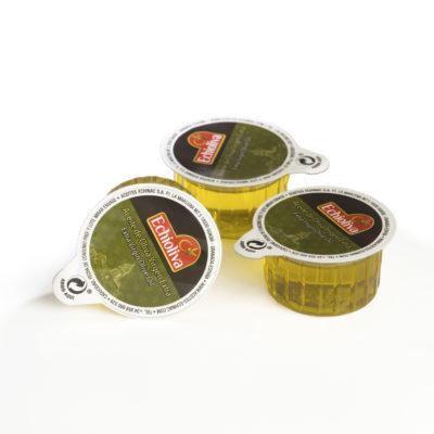 Aceite de oliva virgen extra monodosis Echioliva 18ml de Aceites Echinac