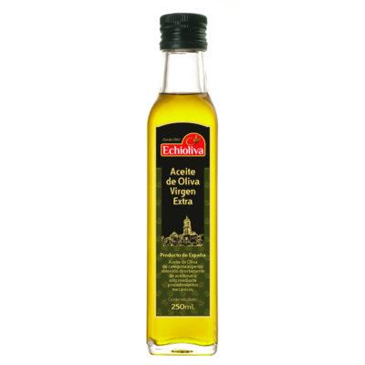 Aove - Aceite Oliva Virgen Extra Echioliva de 250ml cristal blanco de Aceites Echinac