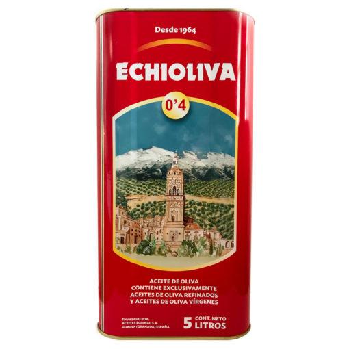 Aceite de Oliva Suave 0,4º Echioliva de Aceites Echinac