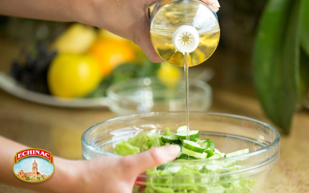 Razones por las que consumir aceite de Oliva Virgen Extra