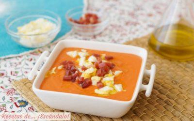 Salmorejo cordobés: la receta tradicional andaluza