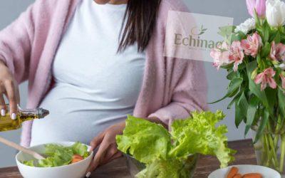 AOVE y Dieta Mediterránea en el Embarazo
