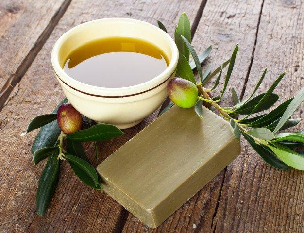¿Cómo hacer jabón con aceite de oliva?